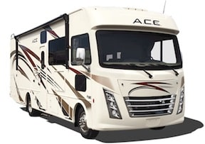 How would you rate your Thor Ace motorhome?