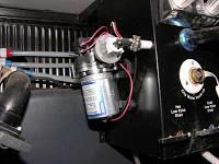 RV's water pump doesn't pump