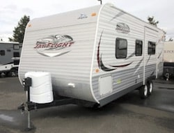 How would you rate your Jayco Jay Flight travel trailer?