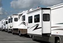 motorhomes at dealers