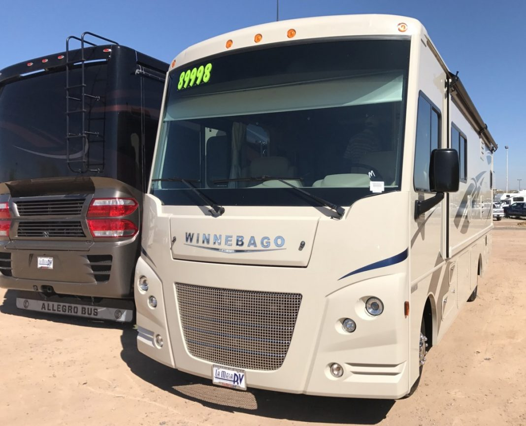 RV shipments expected to decline this year and next