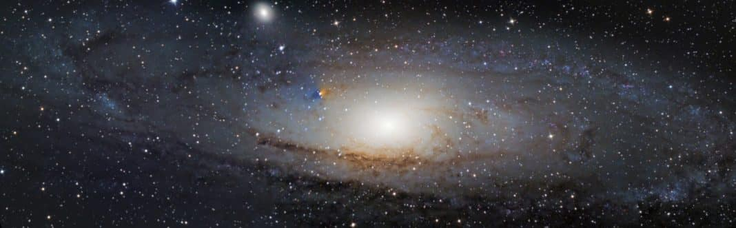 Andromeda – Our sister in the galactic family