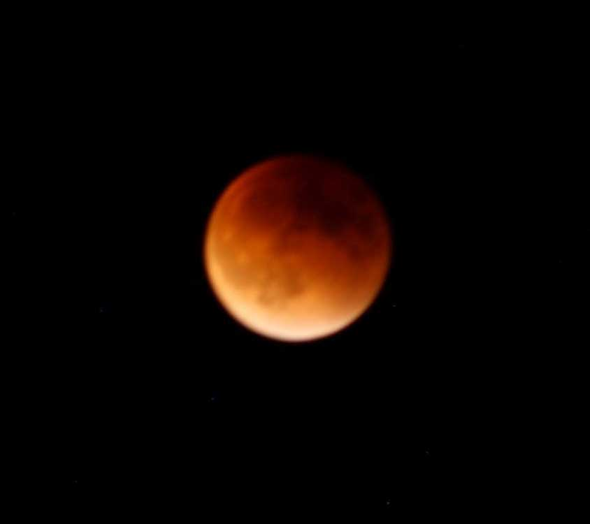 The upcoming Blood Moon – a rare treat!