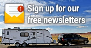 RV Travel Newsletter Issue 885