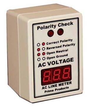 RV Electricity – An easy way to measure 50-amp outlets
