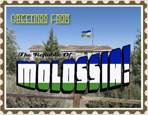Visit independent nation Molossia in a tiny piece of Nevada