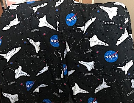 My new space age boxer shorts