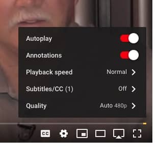 How to watch YouTube videos using very little bandwidth