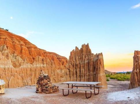 Nevada State Parks offers great discount camping programs