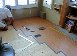Facelift your RV with new carpet or flooring