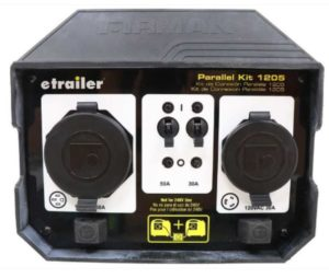 RV Electricity – Just Ask Mike (J.A.M.): Predator parallel generator power