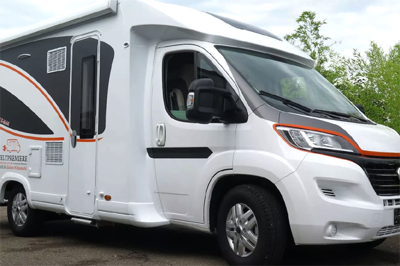 Video: Taking the Iridium electric-powered motorhome for a spin