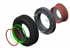 RV Tire Safety: Run-flat tire device information