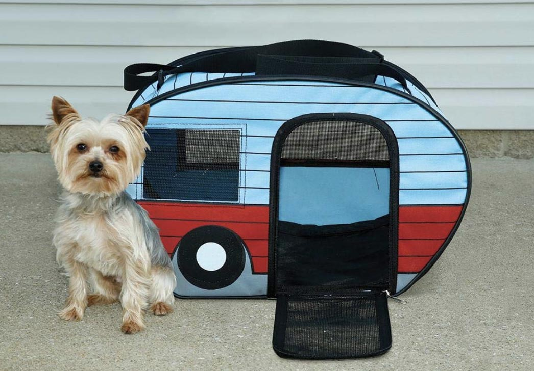 This is absolutely the cutest accessory for every RVing dog and cat