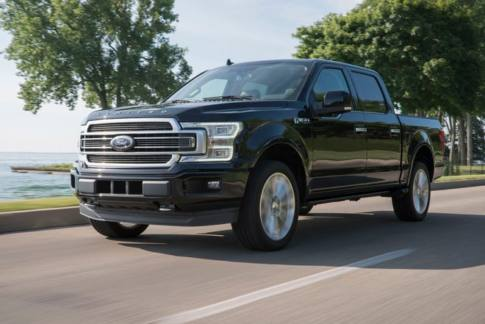 Ford has annouced headlight defect for F-150 pick-ups.