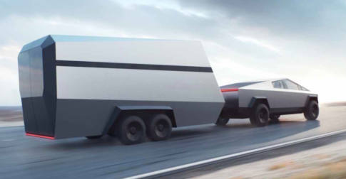 The Tesla CyberTruck wil have massing towing ability but for RVers?