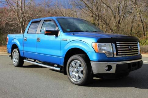 Ford has five choices among the best used truck for less than $10,000.