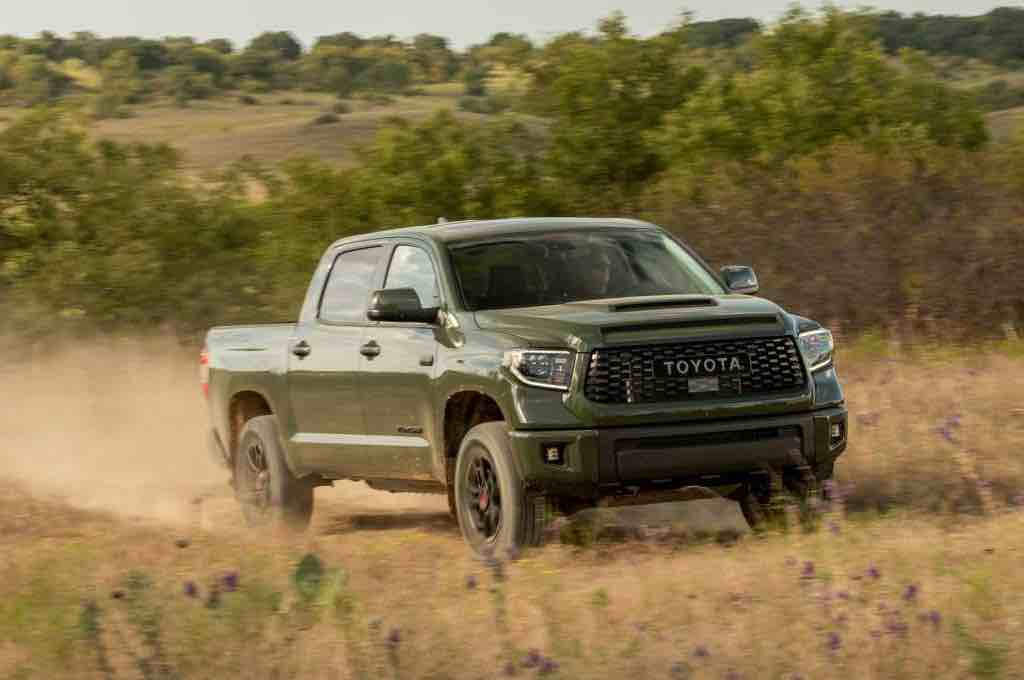 The Toyota Tundra is among the automaker's most popular vehicke for RVers. But the global brand made a major decision to remove its advertising from the Summer Olympics.