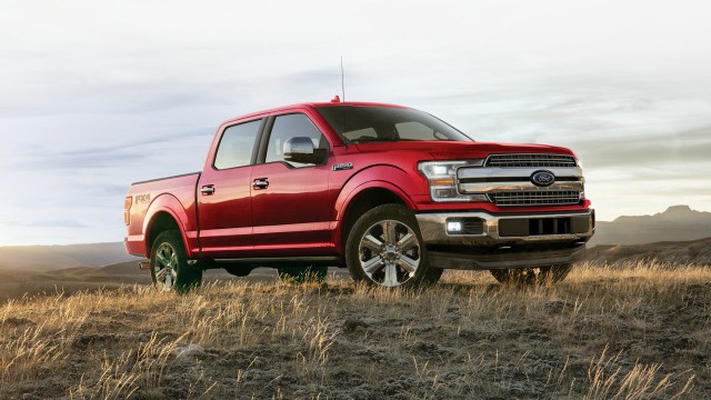 The best-selling Ford F-150 pickup trucks doesn't have the top safety rating.