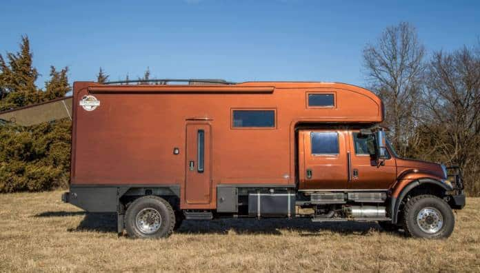The latest offering from Global Expedition Vehicles