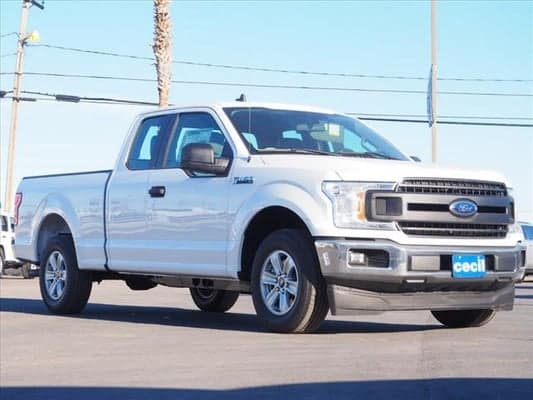 2020 Ford F-150 pickup truck is among 10 under $35,000.