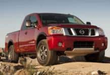 The 2020 Nissan Titan has been refreshed inside and outside