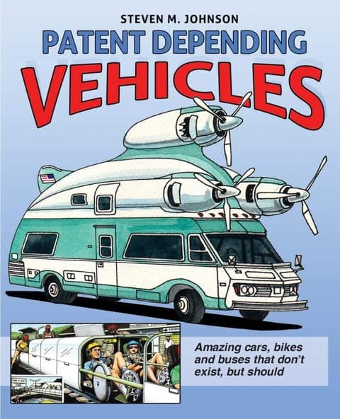Steven M. Johnson is a cartoonist with a wacky, innovative sense of humor about, cars, trucks and RVs.