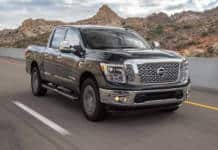 The 2019 Nissan Titan is among several 2019 trucks available with huge savings.