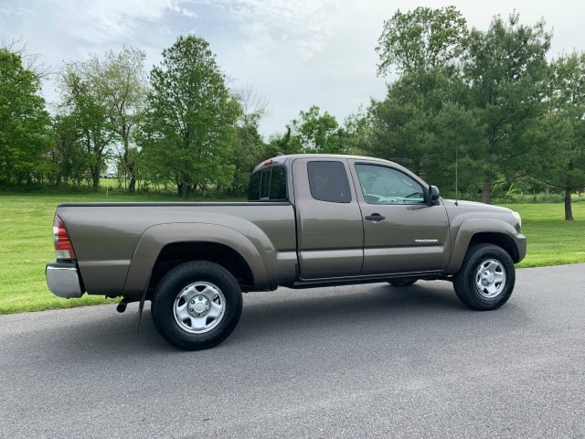 The 2012 Toyota Tacoma is among the most reliable and best buys amoung used trucks.