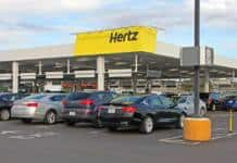 Hertz is offering good deals on car and trucks because of its recent bankruptcy.