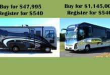 Utah penalize some motorhome owners