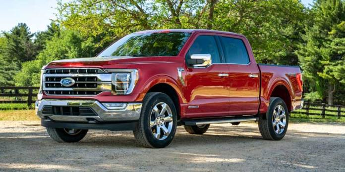 The 2021 Ford F 150 Series will have the industry's top towing capacity.