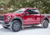 The 2022 Ford F-150 pickup truck.