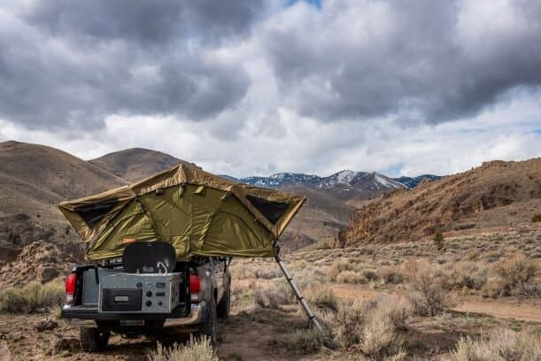 Talus Expedition Gear debuts camppers in a box.