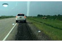 Tornadoes and RVs not a good mix