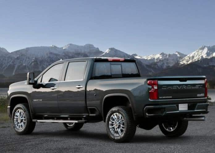 The 2021 Chevy Silverado will have increase towing capacity.
