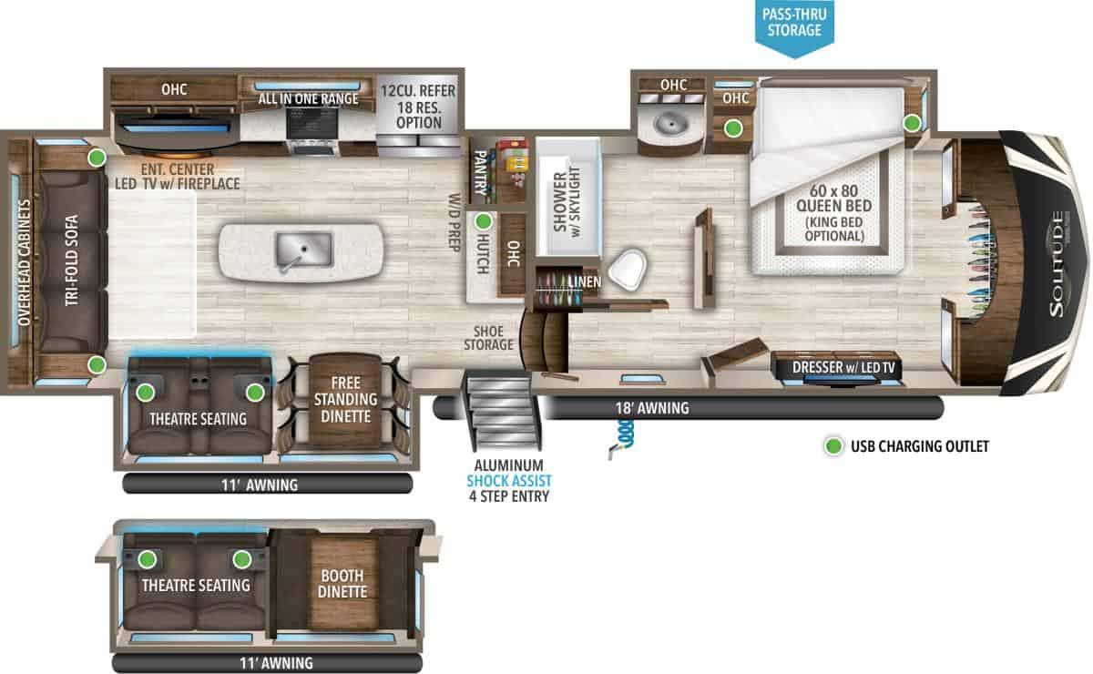RV Review: 2021 Grand Design Solitude 3540GK - RV Travel