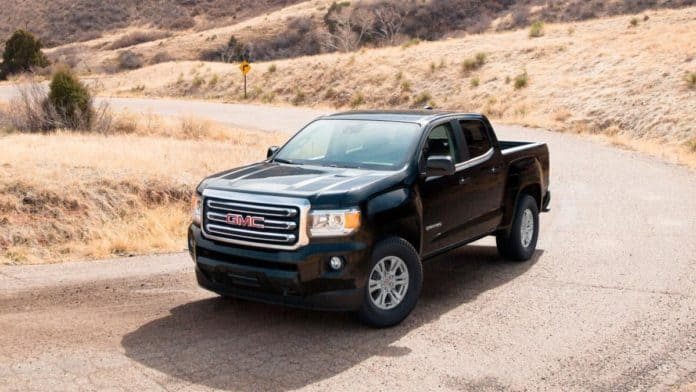 Among trucks, the 2020 GMC Canyon 4-door extended cab is the least expensive to insure.
