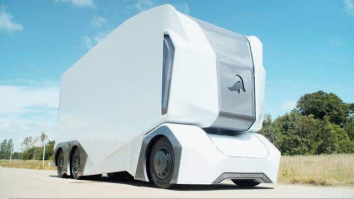 Sweden-based Einride recently released renderings of an autonomous trucks it hopes to have on the roads as early as 2021.