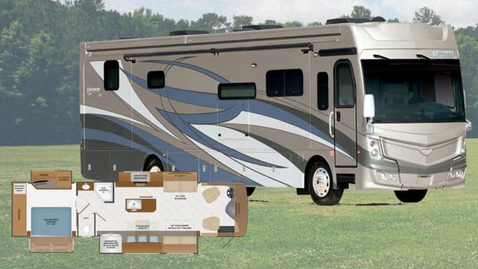 Fleetwood Discovery 36LE Anniversary Edition
