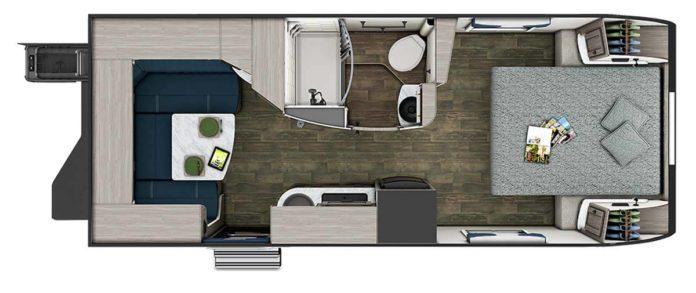 Lance 2075 floor plan