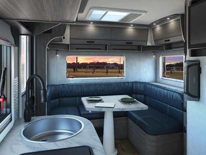 Lance 2075 interior