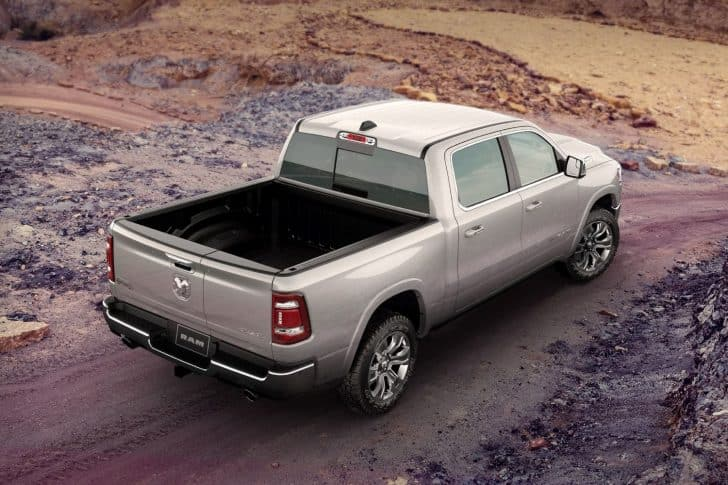 Ram will soon offer and EV truck.