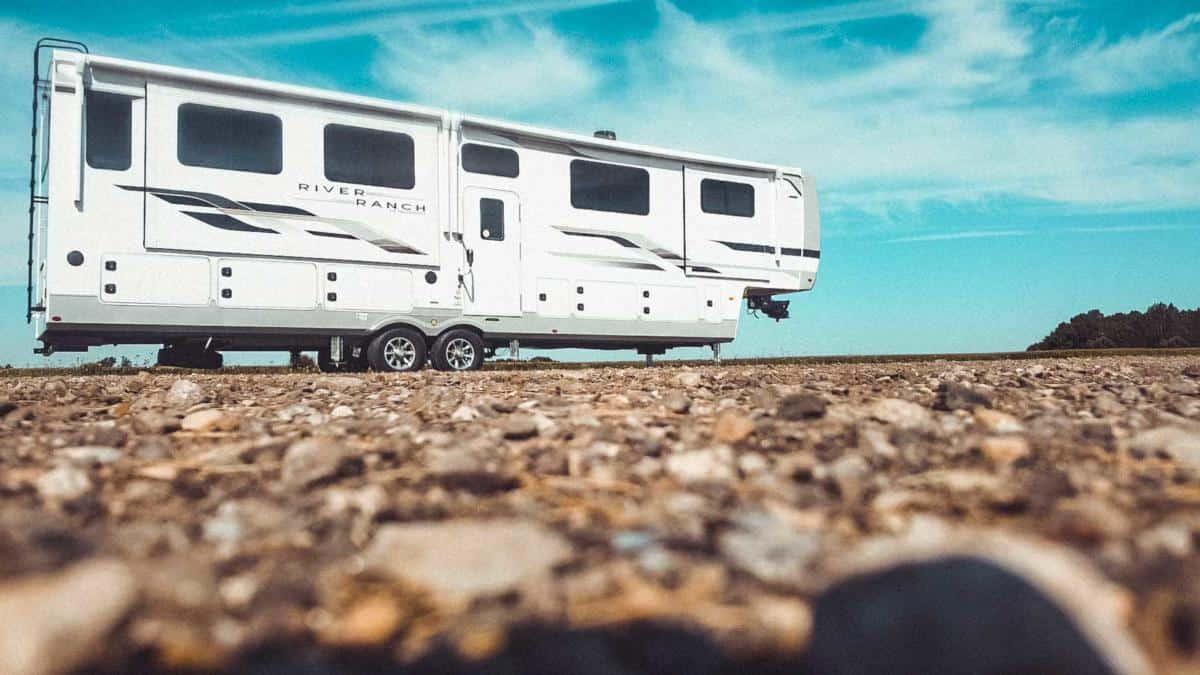 Palomino River Ranch 390RL fifth wheel