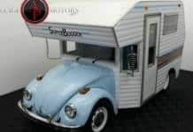 The Super Bugger is a VW camper conversion made is the 1970s and increasingly rare.