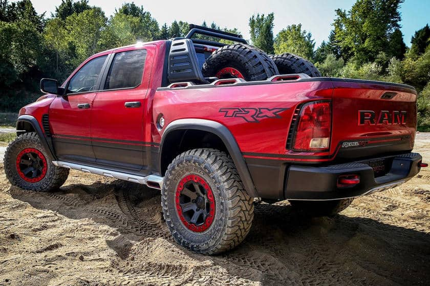 The Ram 1500 TRX will have a new competitor, the more powerful Ford 150 Raptor.