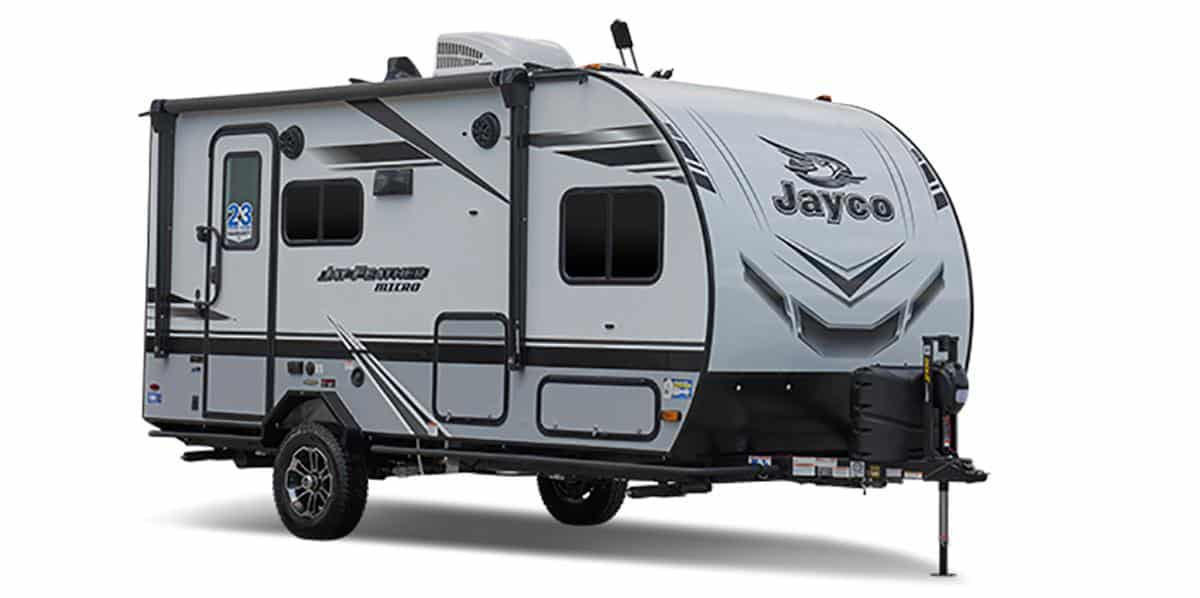 Jayco Jay Feather 166rsk exterior