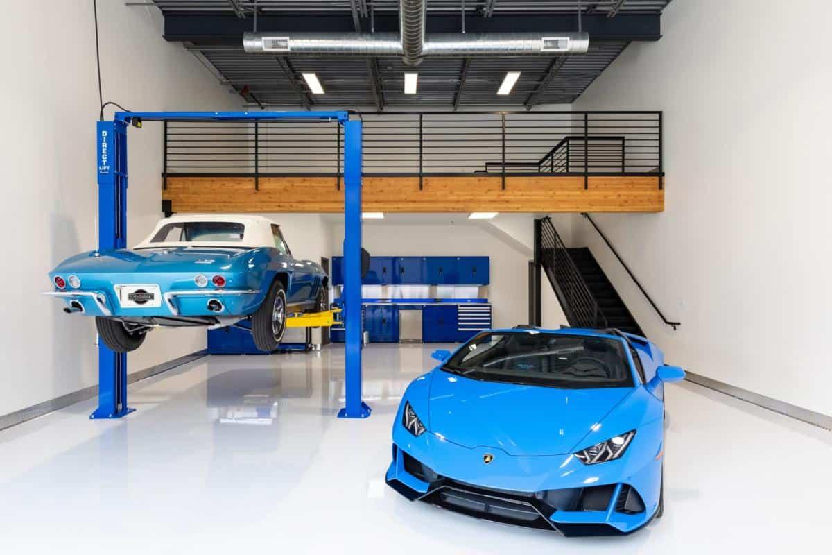 Autobox Garage
