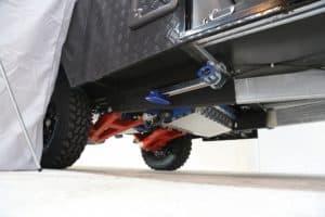 Black Series Classic12 suspension