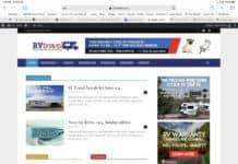 RVtravel home page